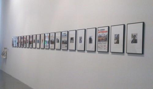 L'exposició 'Públic Objectiu' és el resultat d'una sèrie d'investigacions sobre el tractament de la inmigració a la premsa
