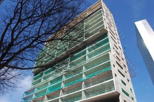 Eix Pere IV vol donar vida a espais que ara resten inutilitzats, i que s'integrin en la remodelació del carrer
